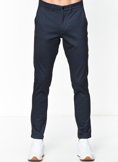 Jack & Jones Pantolon Lacivert
